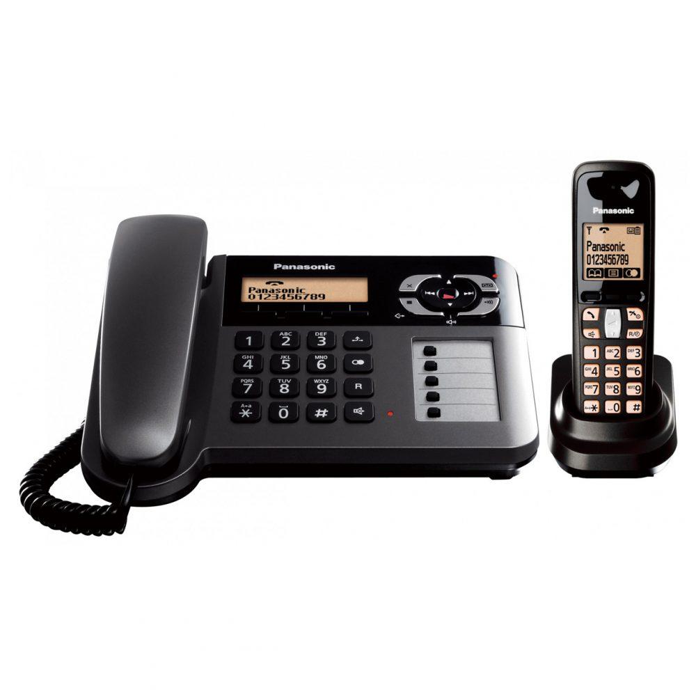 تلفن بیسیم پاناسونیک مدل Panasonic-KX-TG6461