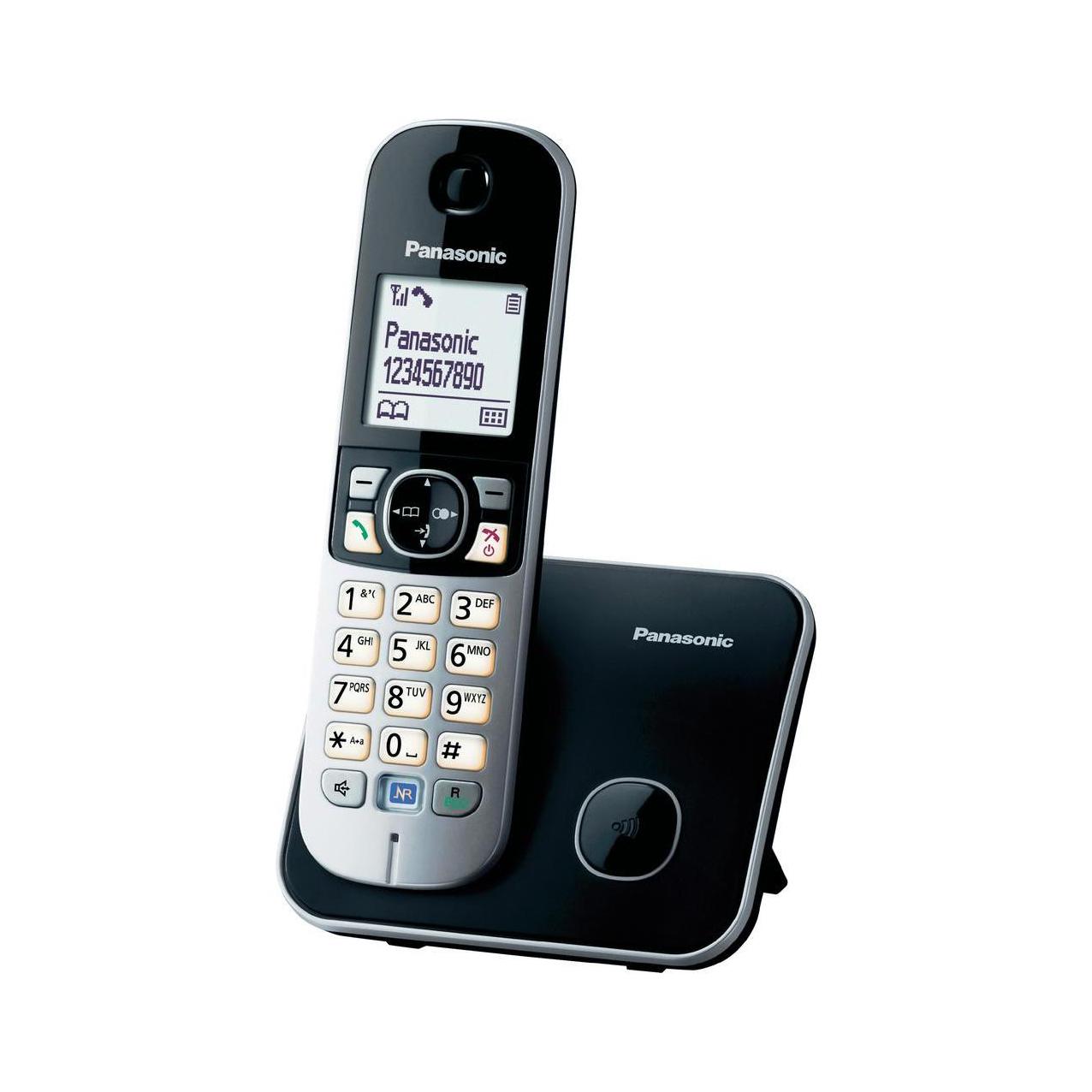 تلفن بیسیم پاناسونیک مدل Panasonic-KX-TG6811