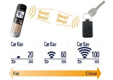 اشیایاب تلفن بی سيم پاناسونيک مدل KX-TG6811