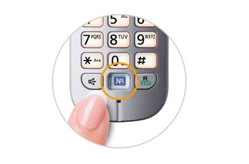 استفاده آسان تلفن بی سيم پاناسونيک مدل KX-TG6811