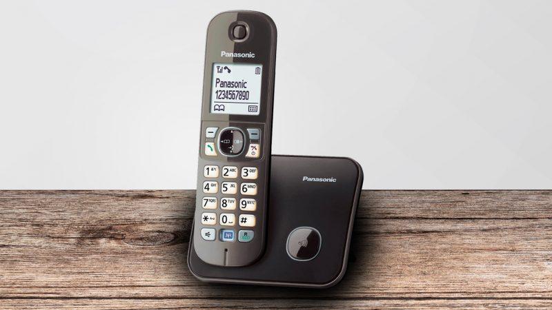 معرفی تلفن بی سيم پاناسونيک مدل KX-TG6811