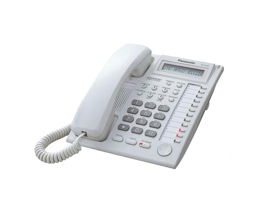 تلفن هایبرید پاناسونیک مدل Panasonic-KX-T7730 ساخت ویتنام-1