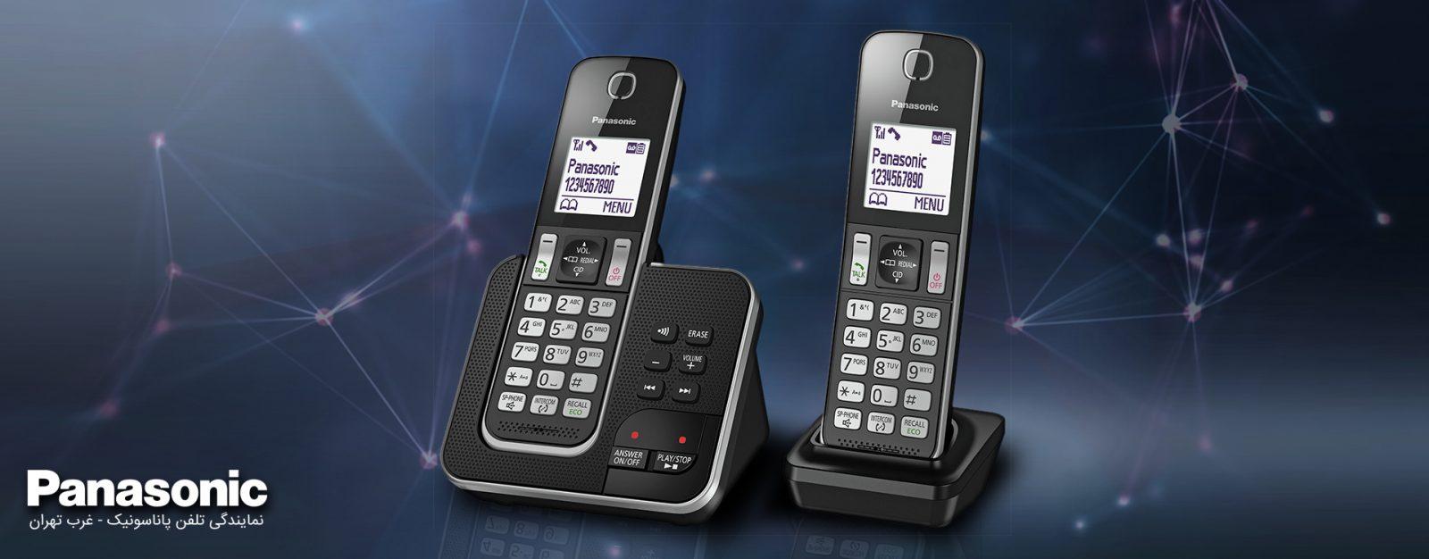 بنر فروش تلفن های پاناسونیک
