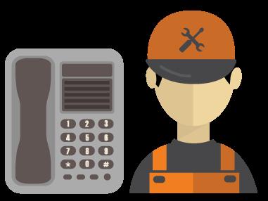 تعمیر تلفن های رومیزی