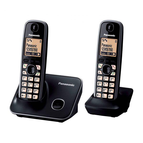 تلفن بیسیم پاناسونیک مدل Panasonic-KX-TG3712