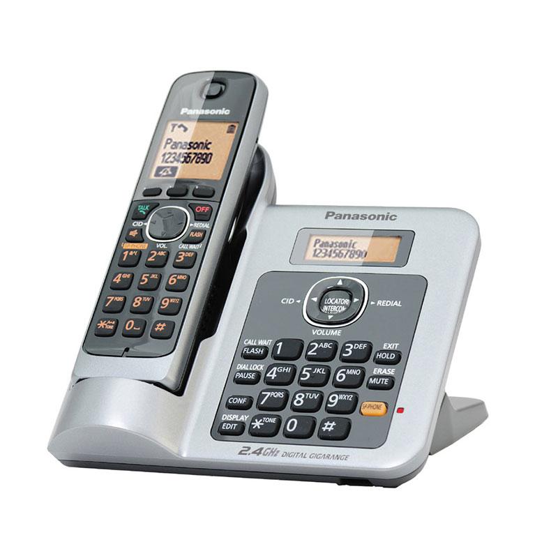 تلفن بیسیم پاناسونیک مدل Panasonic-KX-TG3811