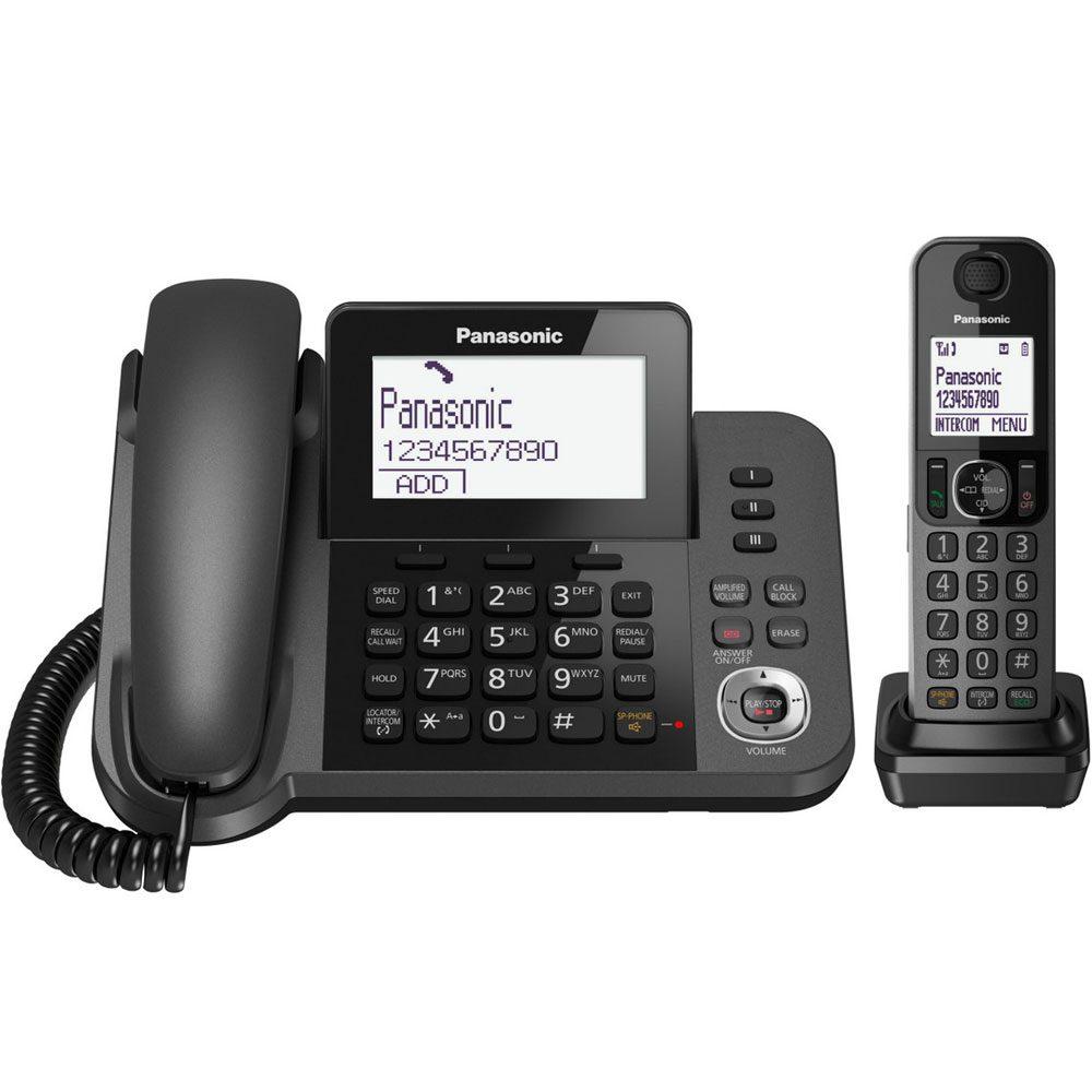 تلفن بیسیم پاناسونیک مدل Panasonic-KX-TGF320JX ساخت ژاپن