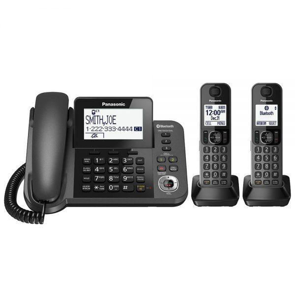 تلفن بیسیم پاناسونیک مدل Panasonic-KX-TGF322JX ساخت ژاپن