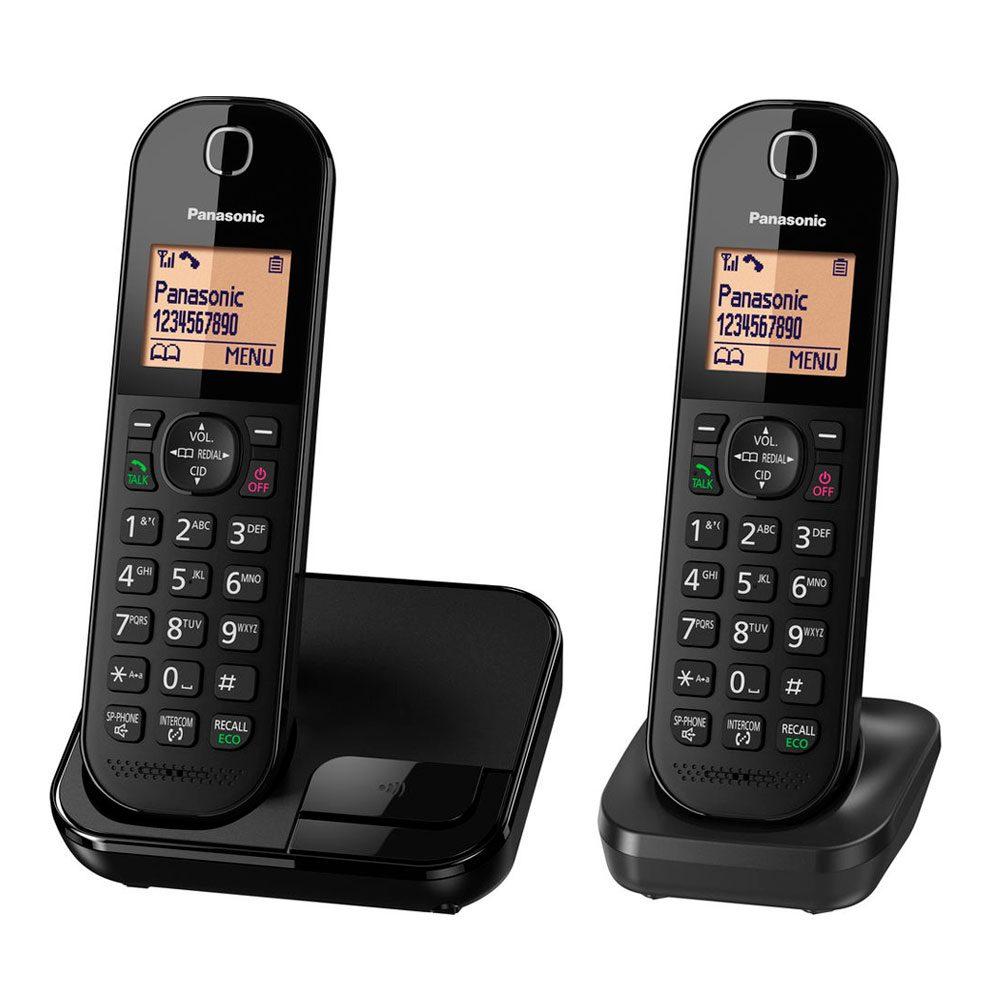 تلفن بیسیم پاناسونیک مدل Panasonic-TGC412