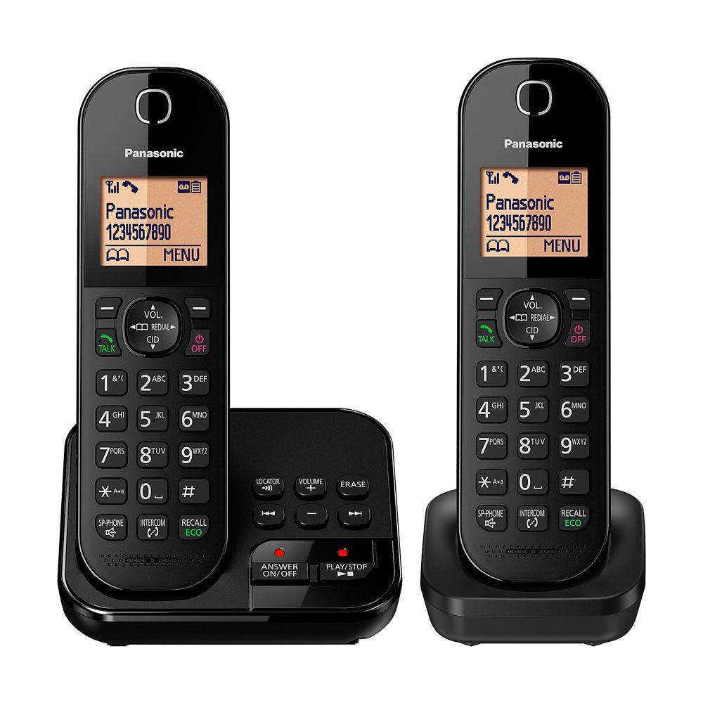 تلفن بیسیم پاناسونیک مدل Panasonic-KX-TGC422