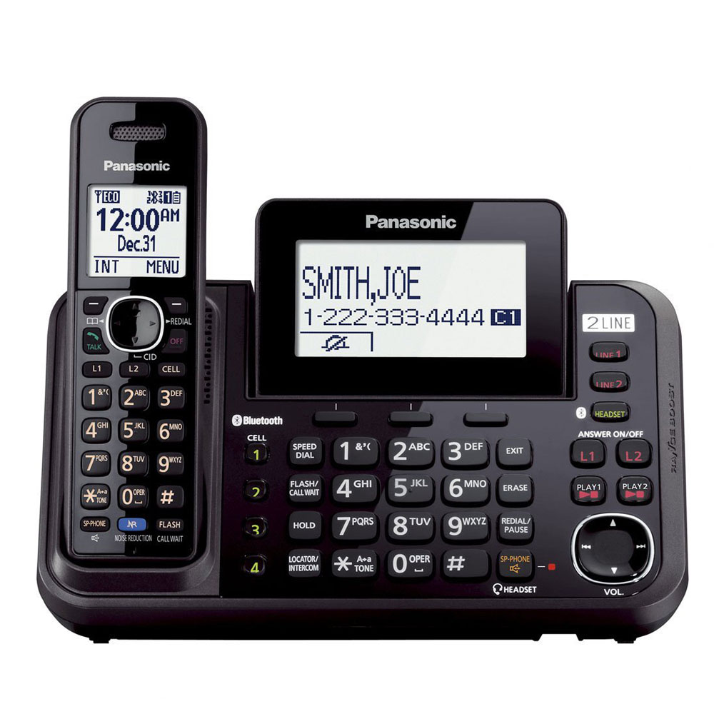 تلفن بیسیم پاناسونیک مدل Panasonic-KX-TG9541 سفارش آمریکا