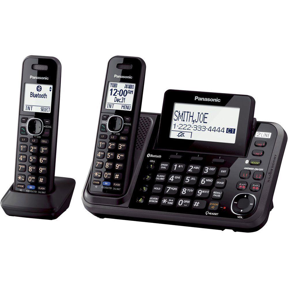 تلفن بیسیم پاناسونیک مدلPanasonic-KX-TG9542 سفارش آمریکا