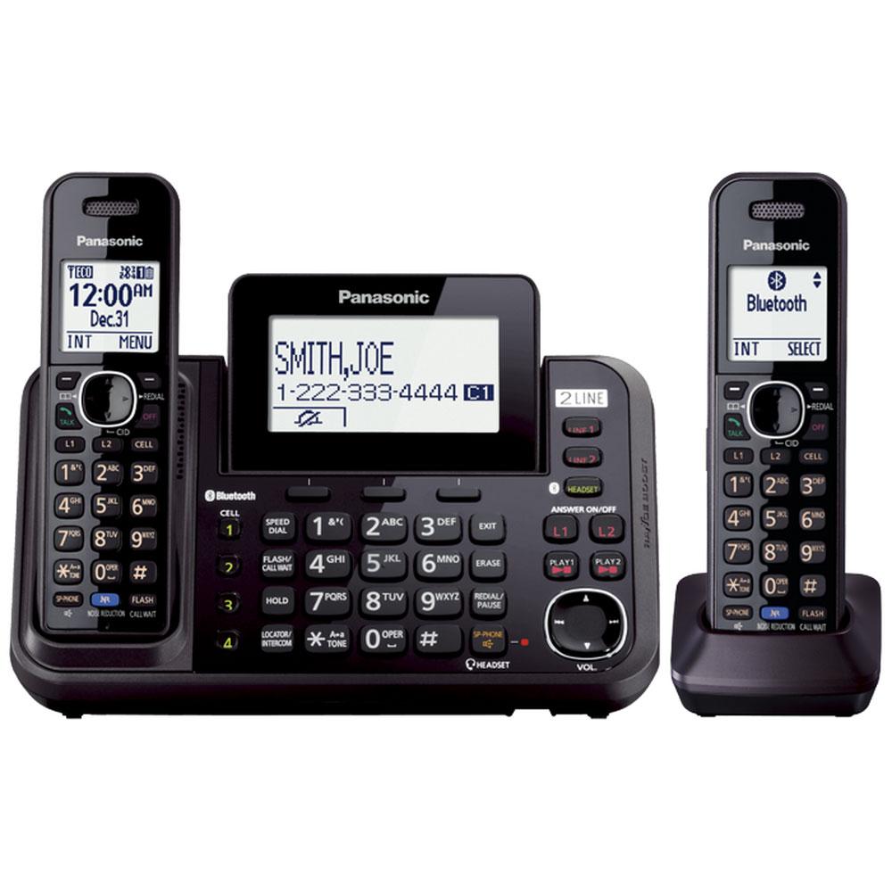 تلفن بیسیم پاناسونیک مدل Panasonic-KX-TG9542 سفارش آمریکا