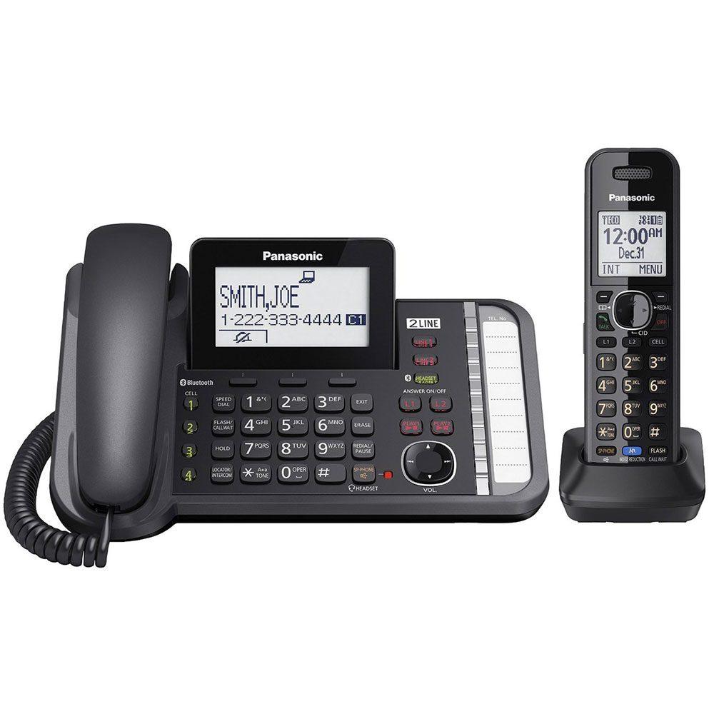 تلفن بیسیم پاناسونیک مدلPanasonic-KX-TG9581 سفارش آمریکا